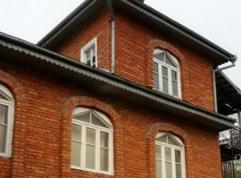 Guest house Safarov, Lahıc