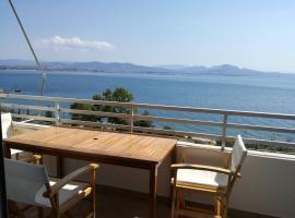 Atlas-Unlimited Sea View Apartment, Loutraki