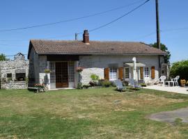 Le Cottage Limalonges, Limalonges (рядом с городом Sauzé-Vaussais)