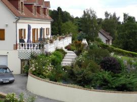 La Maison Fleurie, Épagne-Épagnette (рядом с городом Eaucourt-sur-Somme)
