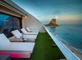 Suitopía - Sol y Mar Suites Hotel, Calpe
