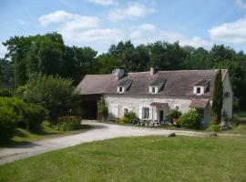 Gîte de Mussien, Saints (рядом с городом Touquin)