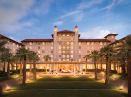Hotel Galvez And Spa A Wyndham Grand