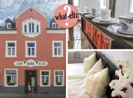 What-Eltz Guesthouse, Münstermaifeld