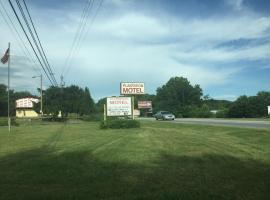Plantation Motel, Candler