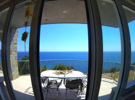 Villa Aegean Balcony, Akhladherí