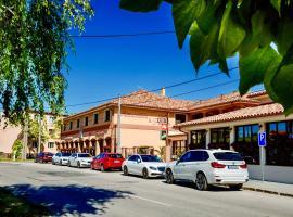 Corvin Pension and Restaurant, Veľký Meder