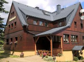 Ferienwohnung-1, Hermsdorf (Neuhermsdorf yakınında)