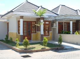 Jasmine Guest House, Джокьякарта (рядом с городом Gondowulung)
