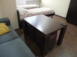 Apartment on Paronyan 22