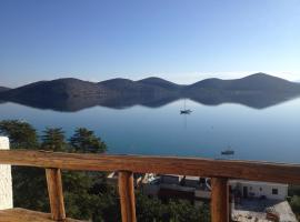 Marilena Panoramic Sea View House