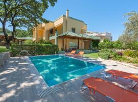 Anthi's Filerimos Villa