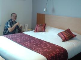 Hotel Bristol, Châlons-en-Champagne