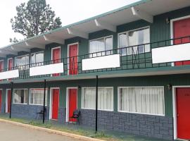 Deerview Lodge & Cabins, Princeton (Manning Park yakınında)