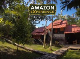 Amazon Experience Hostel, Leticia