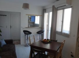 Apartment close to Promenade des Anglais