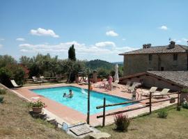 Holiday home Podere Schioppello, Cibottola (Monte Vibiano Vecchio yakınında)