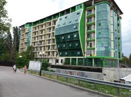 Apartments on Belorusskaya 20
