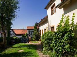 Ferienwohnung Fachwerk, Geisfeld