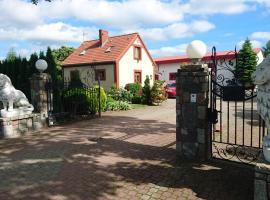 Apartamenty Pod Klonami Kisewo, Leczyce (Near Lębork)