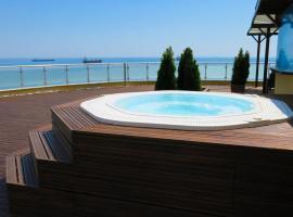 Albizia Beach Hotel, Varna City
