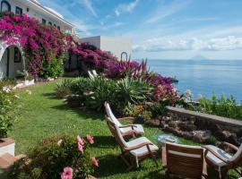 Hotel Punta Scario, Malfa