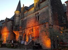 La Tour du Lion, Рошфор-ан-Тер (рядом с городом Malansac)