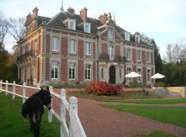 Domaine de Vadancourt, Maissemy (рядом с городом Bony)