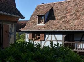 Les Lettres de mon Moulin, Obermodern
