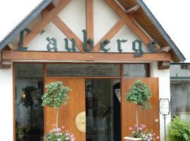 Logis L'Auberge, Sainte Anne d'Auray
