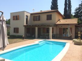 Casa Valldoreix, Valldoreix (Molins de Rei yakınında)