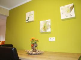 Apartment Casa Verde Ferienhaus