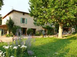 La Source, Vegetarian Guest House, Chabeuil (рядом с городом Beaumont-lès-Valence)