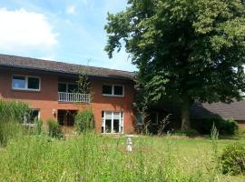 Ferienwohnung Bauernhof von Eden, Surwold (Esterwegen yakınında)