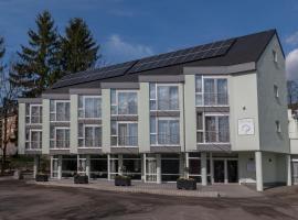 Park Hotel Kelmis, Neu-Moresnet