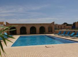 Villa Habibi, Jouadra