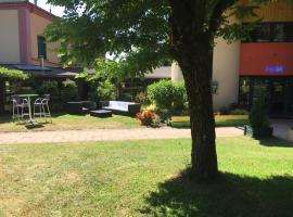 Le Pavillon, Кур-ла-Виль (рядом с городом Le Cergne)