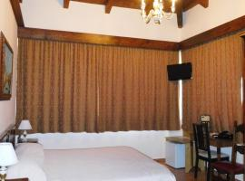 Hotel Michelangelo, San Bartolomeo in Galdo (Roseto Valfortore yakınında)