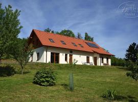 Penzion Za Vsí, Borovná (Řásná yakınında)