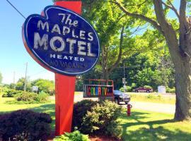 Maples Motel, Sandusky (in de buurt van Bogart)