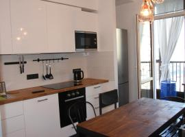 Max apartment at Varshavskaya 6/2