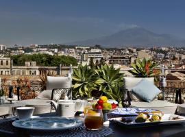 UNA Hotel Palace, Catania