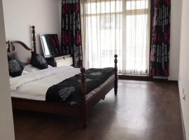 Qianhao First-line Apartment With Sea View, Dalian (Xihaitun yakınında)