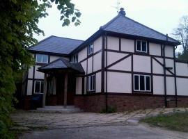 Mulberry House, Хартфорд (рядом с городом Little Berkhampstead)