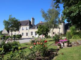 Manoir de Turqueville les Quatre Etoiles, Turqueville (рядом с городом Saint-Martin-de-Varreville)