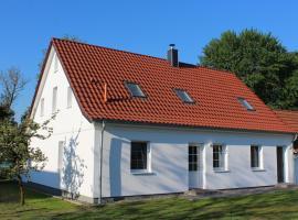 Ferienhaus Lilli, Pruchten (Gutglück yakınında)