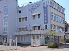 Hotel MaSell, Goldbach (Johannesberg yakınında)