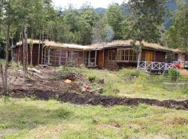 Coigue Quemado, Llaguepe (Contao yakınında)