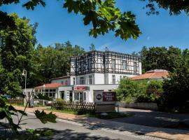 Best Western Plus Ostseehotel Waldschloesschen