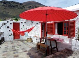 La Casa De La Ventana Roja, Тамадусте
